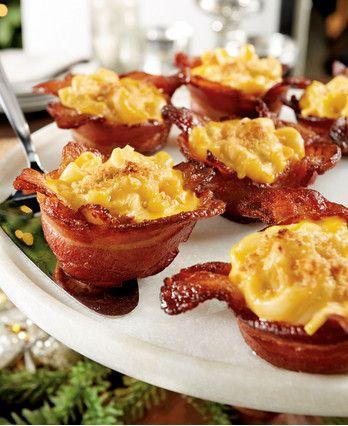 Mac & Cheese Bacon Bowl http://wm13.walmart.com/Cook/Recipes/33627/