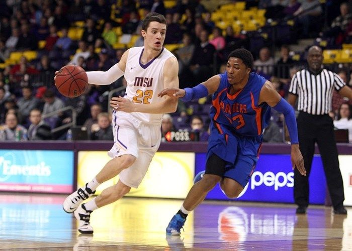 MSU Mens Basketball Stays Perfect at the Taylor Center Men's Basketball  Box Score Mankato Times MANKATO, MINN. ---The Minnesota State men's basketball team remains perfect at home as they won their tenth game in Taylor Center this season as they defeated University of Mary 82-71 on Friday and the Minot State Beavers 81-62 on Saturday.…