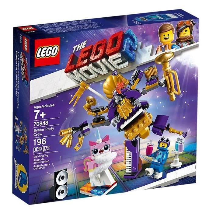 LEGO® Movie 70848 Die Systar Party Party – Das LEGO® 2 ™ Abenteuer!   – Products