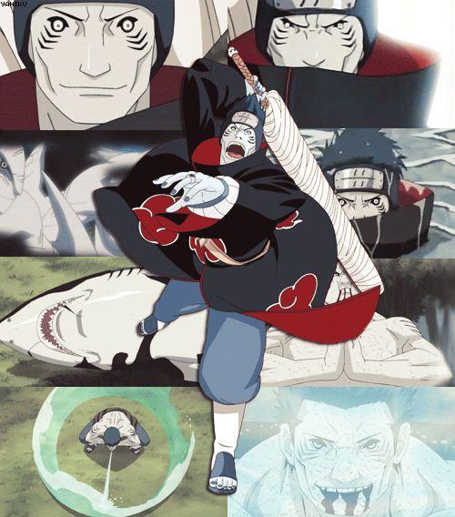Naruto Akatsuki X Kisame Oc