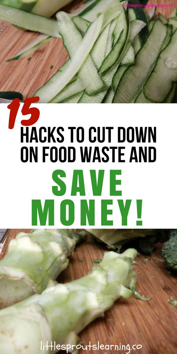 Get the most out of your produce. Stop throwing away what could be used. Cut down on food waste to help your budget and the earth. Save money. Save time. Save waste. Eat healthy.
