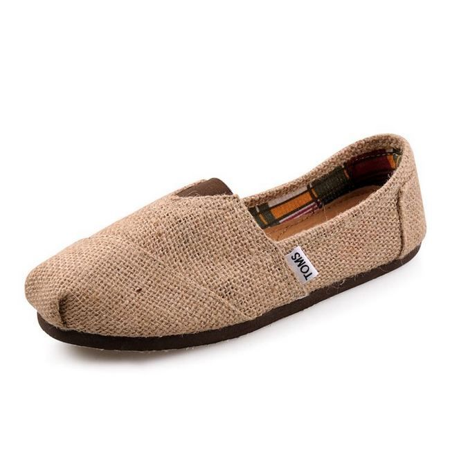New Arrival Toms women shoes Signature Cotton