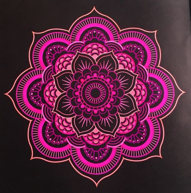 52 best mandalas pintados images by Dayana Isis Macgregor York on