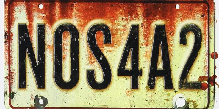 Joe Hill's NOS4A2 & Two Other Series in Development At AMC