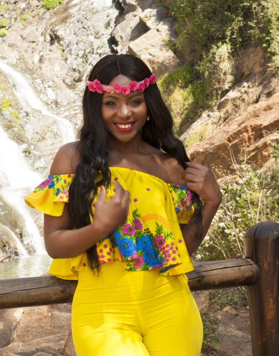 yellow tsonga set 2