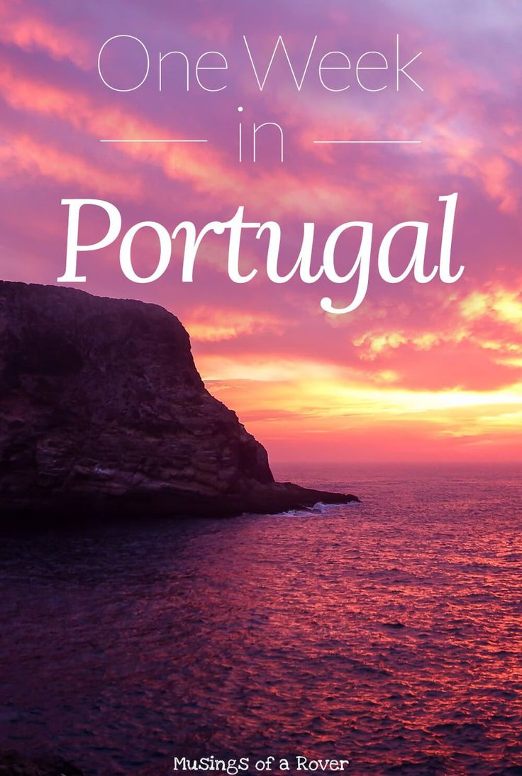 For a small country, Portugal has a lot: castles, beaches, hiking, and more. But where to start? Here's a Portugal Itinerary that's packed with everything you need to see in Lagos, Lisbon, Sintra, and Porto.