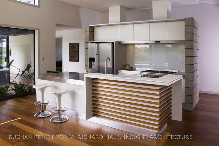 National Finalist 2014 ADNZ | Resene Architectural Design Awards - designed by Richard Hale #ADNZ #architecture #kitchen