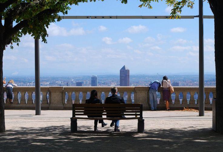 Gros malaise devant la vue de Fourvière. | 33 raisons de ne jamais visiter Lyon