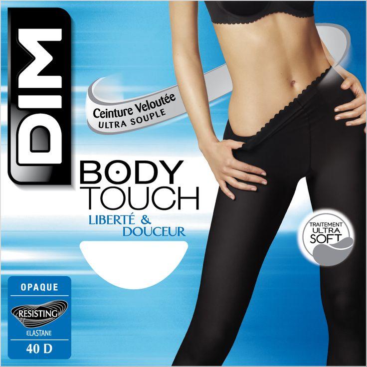 Collant Body Touch Liberté&Douceur | DIM