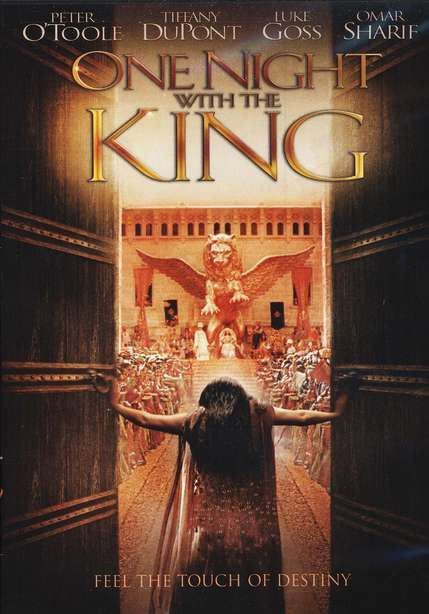 One Night With The King - Christian Movie/Film on DVD/Blu-ray. http://www.christianfilmdatabase.com/review/one-night-with-the-king/