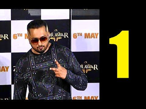 UNCUT trailer launch of ZORAWAR movie | Yo Yo Honey Singh, Bani | PART 1