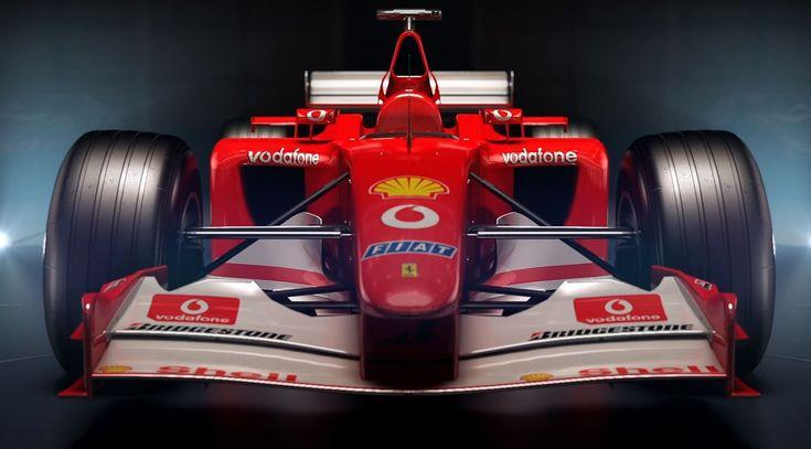Forma 1 a szobában – F1 2017 Special Edition