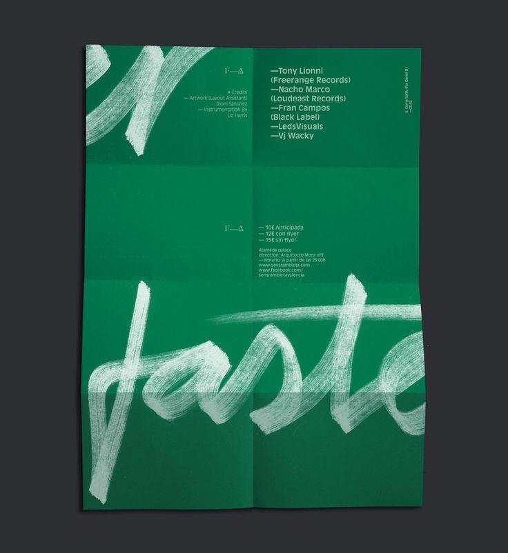 Faster |Dioni Sánchez – Alberto Vidal Studio
