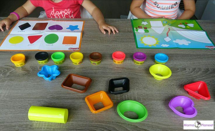 Review   Play-Doh Spelen & Leren - Kleuren & Vormen