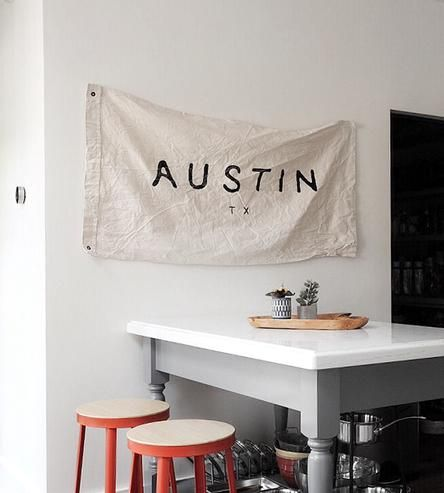 Austin TX Flag by The Wild Standard on Scoutmob Shoppe