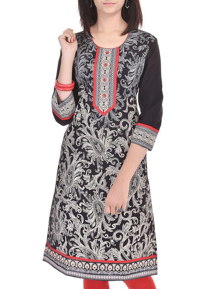 Indian Bollywood Designer Ethnic Kurta Kurti Ladies Women - RKUK 1066 #Radhas #Casual