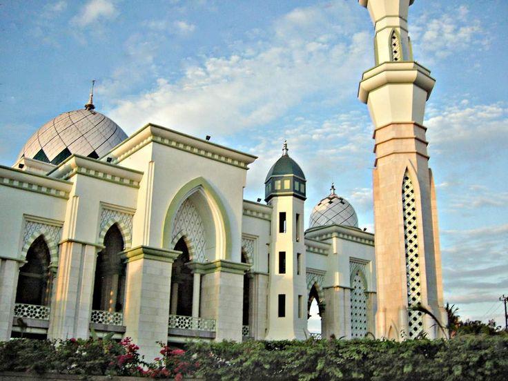 Mesjid Raya in Makassar – Indonesia