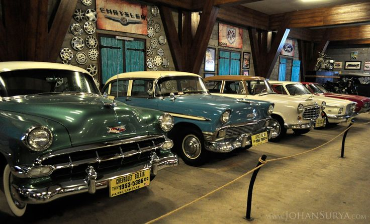 Museum Angkut - Chevrolet Lawas