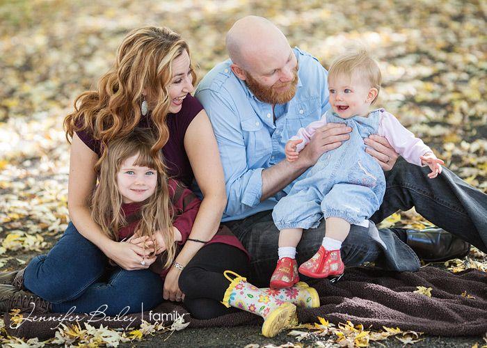 Jennifer Bailey Photography Ottawa, fall family, leaves