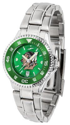 North Dakota Fighting Sioux -university Of Competitor Anochrome - Steel Band W/ Colored Bezel - Ladies by Sports Memorabilia. $87.08. Makes a Great Gift!. North Dakota Fighting Sioux -university Of Competitor Anochrome - Steel Band W/ Colored Bezel - Ladies