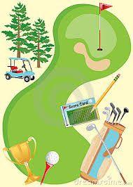 Image result for golf tournament invites