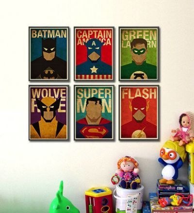 super hero boy bedroom ideas - Yahoo Search Results