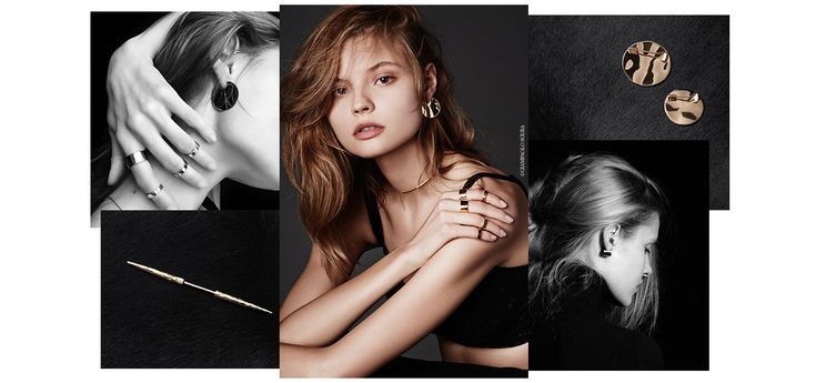 Depuis ses premiers pas dans Vogue Paris en 2007, cette Polonaise magnétique à la démarche féline aura porté avec allure bon nombre de diamants et de bijoux sous l'oeil de nombreux photographes, dont Giampaolo Sgura. Après avoir attisé un teasing haletant sur son compte Instagram éponyme, Magdalena Frackowiak fait à nouveau appel à son complice italien pour immortaliser sa toute première collection de bijoux.