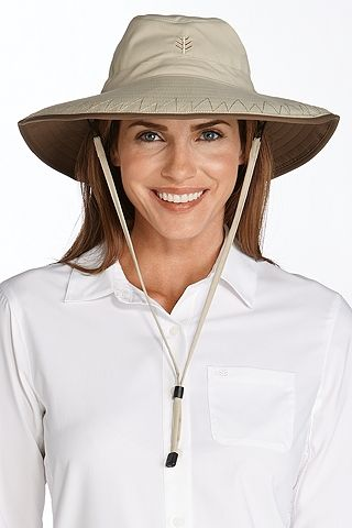 Shapeable Sun Catcher Hat - Shop Womens Sun Hats - Coolibar: Sun Protective Clothing - Coolibar