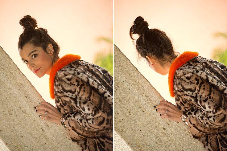 Ciao, oggi vi mostro un look che si adatta a semplici cene tra amici o anche cene più romantiche! Vestitino rosso arancio, con gonna bella ampia e svasata, una decisa scollatura, particolari tasche altezza fianchi. Il tutto con un … Continued