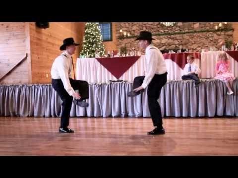 Brock And Brad 8 Seconds Wedding Dance
