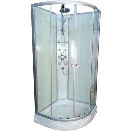 Suihkukaappi Eago Raindrop 90 x 90 cm - Bauhaus