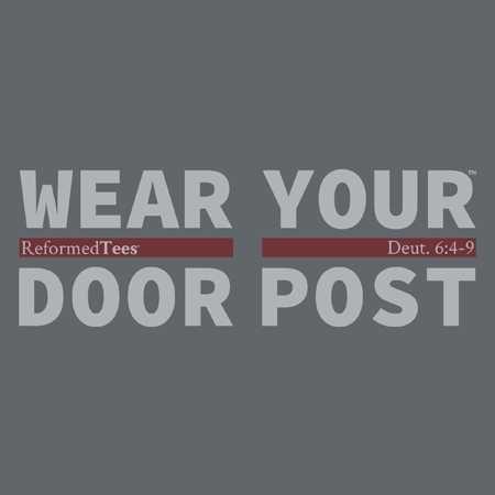 \u201cWear Your Door Post\u201d Zip Hoodie