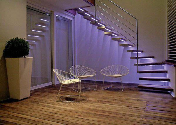 79 best iluminacion led interiores images on pinterest - Led iluminacion interior ...