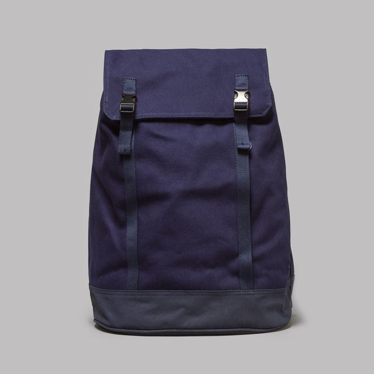 C6 Backpack in Navy