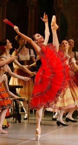 Svetlana Zakharova - Bolshoi Ballet. Sur les pointes, ballet beautie ! - Cris Figueired♥