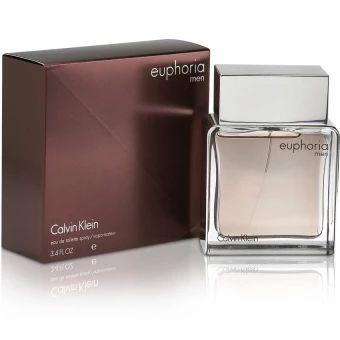บอกต่อ  Calvin Klein Euphoria EDT For Men 100 ml.  ราคาเพียง  2,350 บาท  เท่านั้น คุณสมบัติ มีดังนี้ กลิ่นหอมโดดเด่น กลิ่นติดทนนาน เพิ่มเสน่ห์ให้ตนเอง