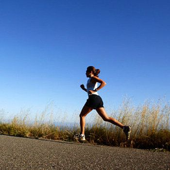 The 300-Calorie-Burning Walking-Jogging Workout: Last Fall, I was all about the running, and would have been all over the 500-calorie-burning treadmill running workout.