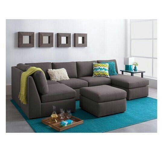 The 25 best small l shaped couch ideas on pinterest living room ideas l shaped sofa l shaped - Lshaped couches for small spaces decor ...
