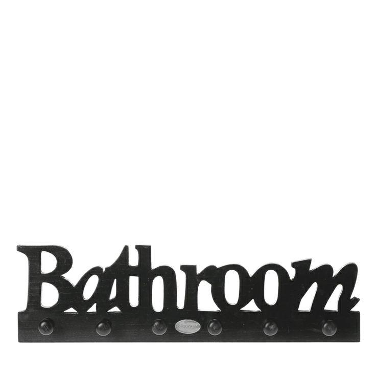 Kapstok Bathroom - Riverdale Webshop