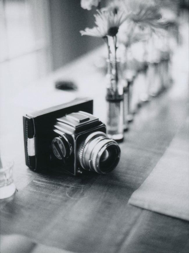 Love the vintage feel, very #mblmstyle #blackandwhite #vintagecamera  © A. Jarrett  a lovely photog blog   http://thesweetlight.com