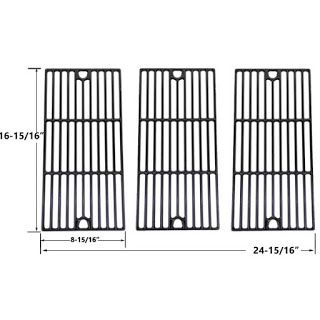 Grillpartszone- Grill Parts Store Canada - Get BBQ Parts,Grill Parts Canada: Grill Chef Cooking Grid | Replacement 3 Pack Gloss...