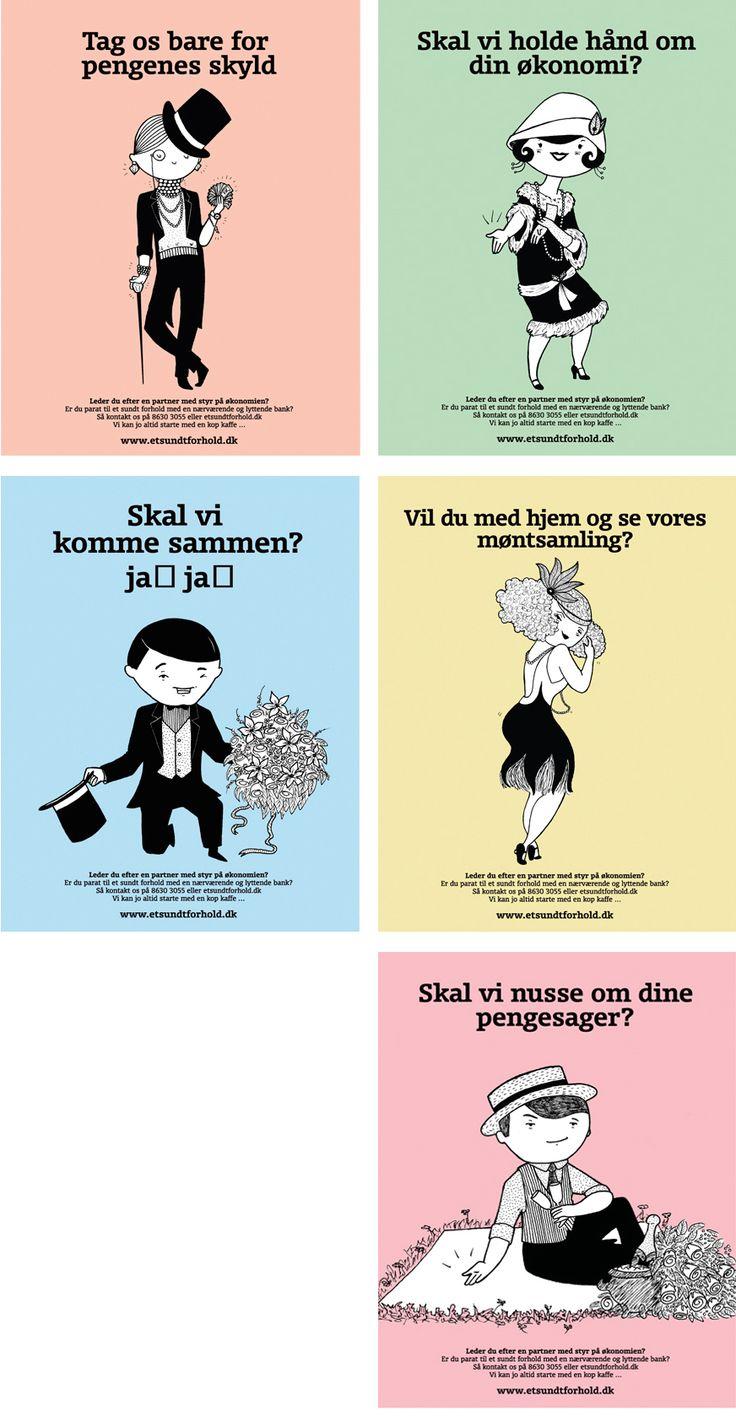 Kampagne for Djurslands Bank
