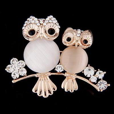 Diamond Owl Shape  White. Fashionable with passion REPIN if you like it. Only 57 IDR