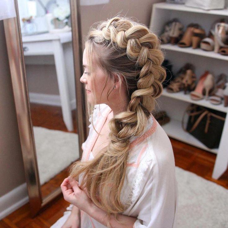 Прически на длинные, средние, короткие волосы своими ...