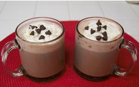 Top 5 Hot Drink Recipes for Winter #stepbystep