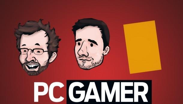 pcgamer podcast UK