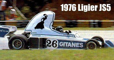 1976 Ligier JS5