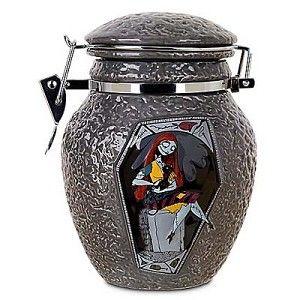 Disney Cookie Jar - Sally Decanter