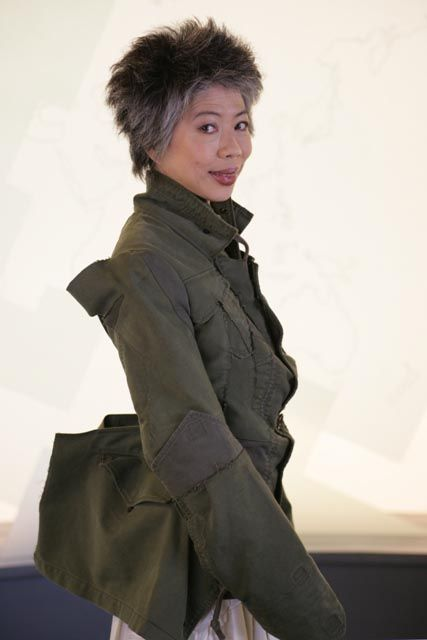 Lee Lin Chin Australian newsreader