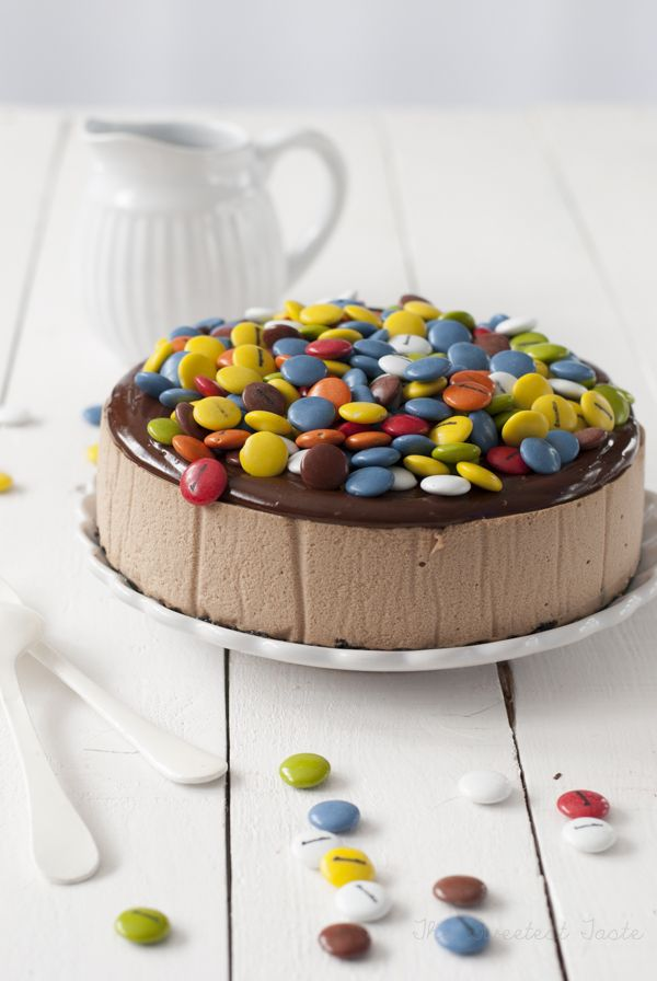 The Sweetest Taste: Cheesecake de nutella